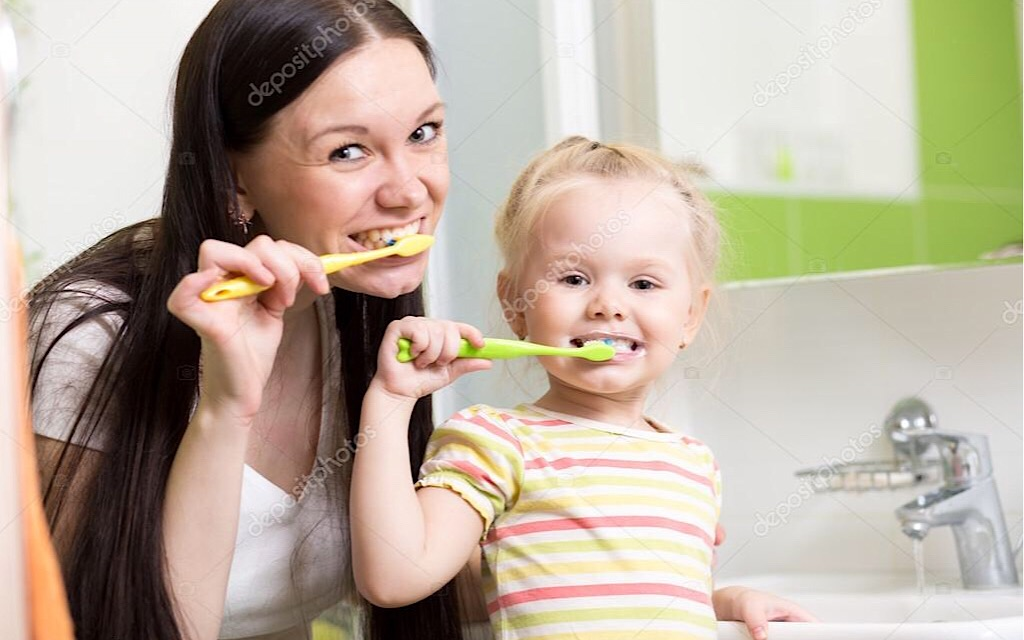 Caring for teeth